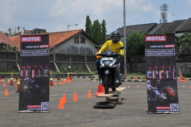 FORWOT gelar Safety Riding Training guna kurangi angka kecelakaan