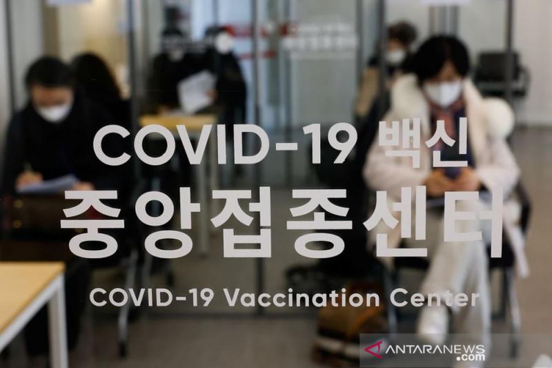 Korsel akan vaksinasi anak usia 12-17 tahun
