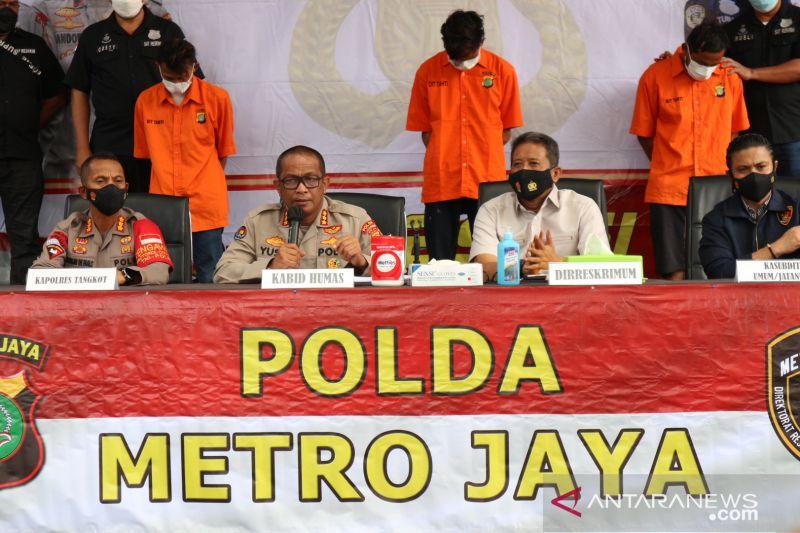 Polda Metro ungkap kasus pembunuhan dari penyelidikan motifnya