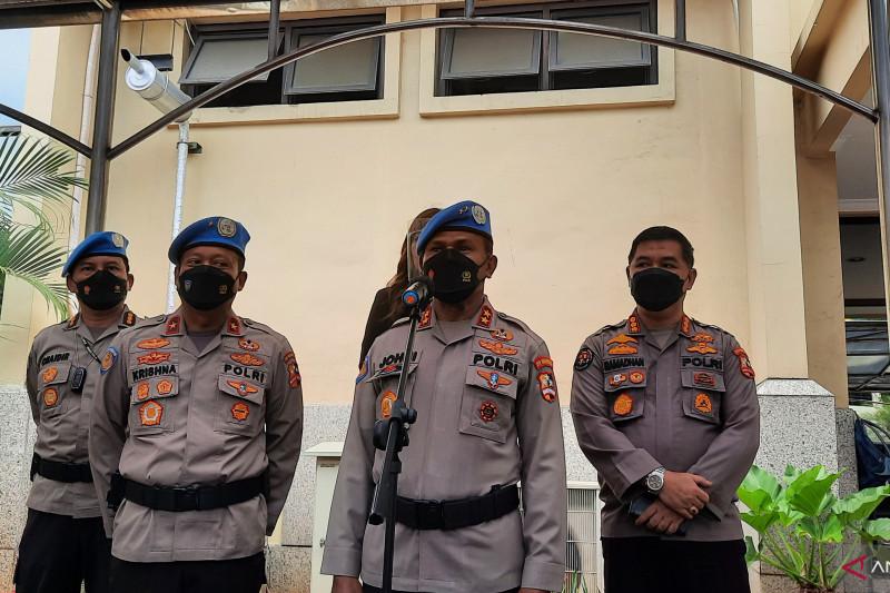 148 personel Polri terima Satyalancana Bhakti Buana dari Presiden