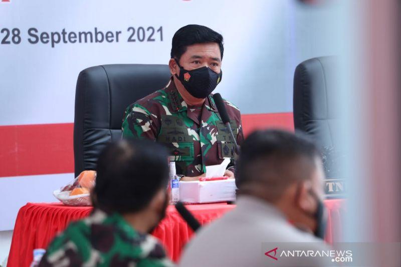 Panglima TNI tekankan tutup akses teroris Poso