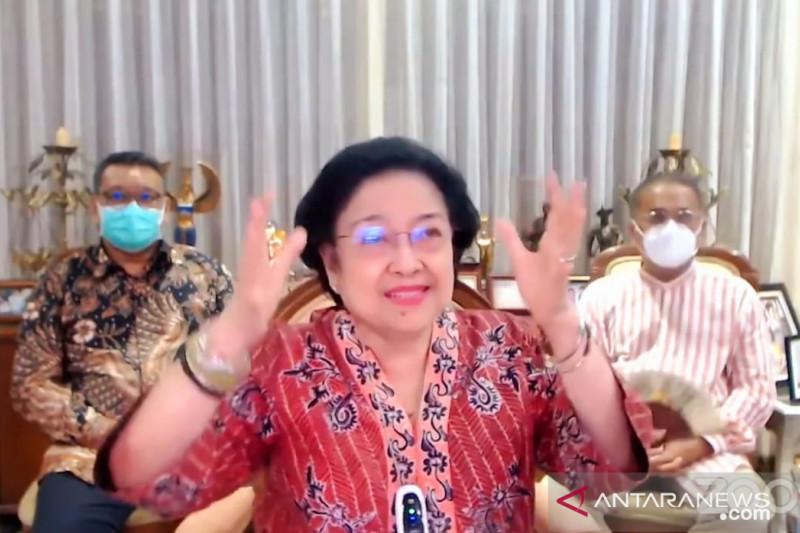 Megawati meminta kepala daerah PDIP siapkan peta jalan tanggap bencana