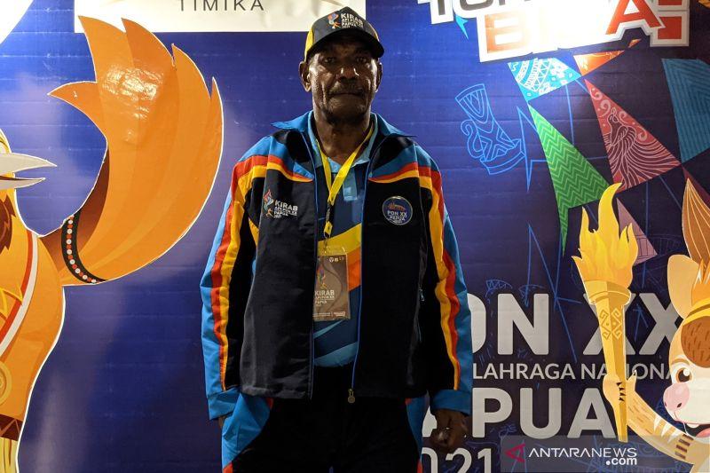 Yulius Uwe setuju bawa Api PON Papua karena angka 28