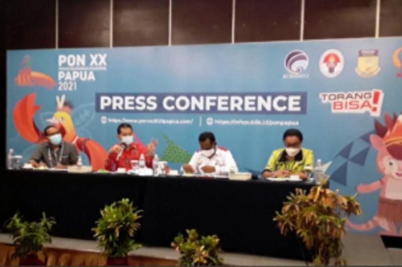 Pembangunan arena PON Papua berdampak positif terhadap perekonomian thumbnail