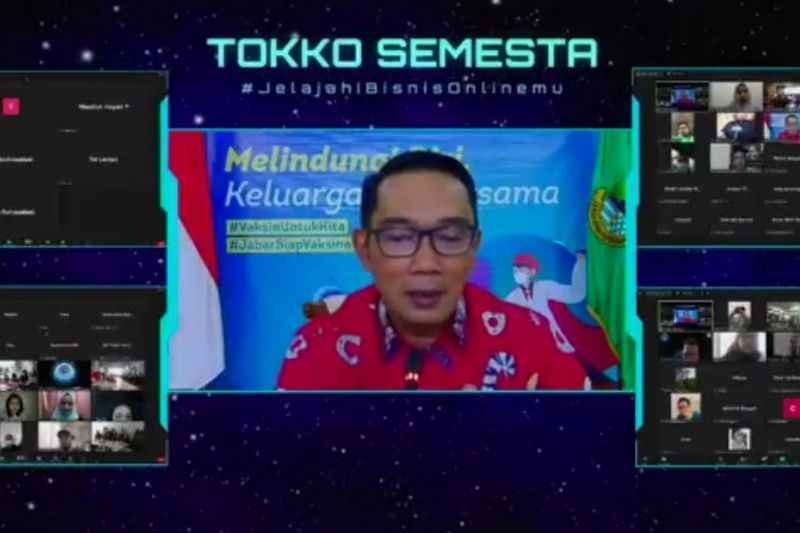 Ridwan Kamil sambut baik hadirnya aplikasi Tokko thumbnail