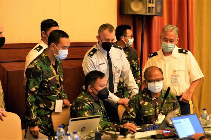 Latihan tanggap krisis AS-Indonesia berakhir di Jakarta