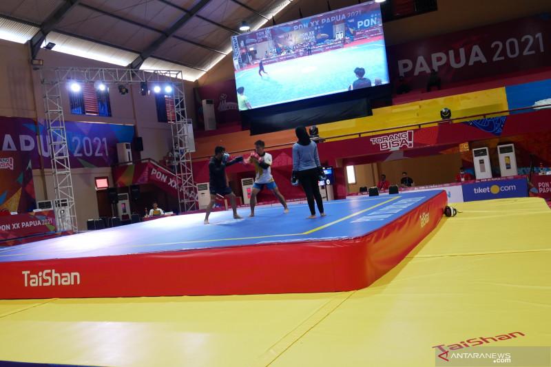 Tim wushu Jabar intip peluang lebihi target empat emas di PON Papua
