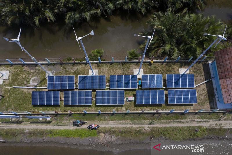 Desa Mandiri Energi melalui Pembangkit Listrik Tenaga Hybrid thumbnail