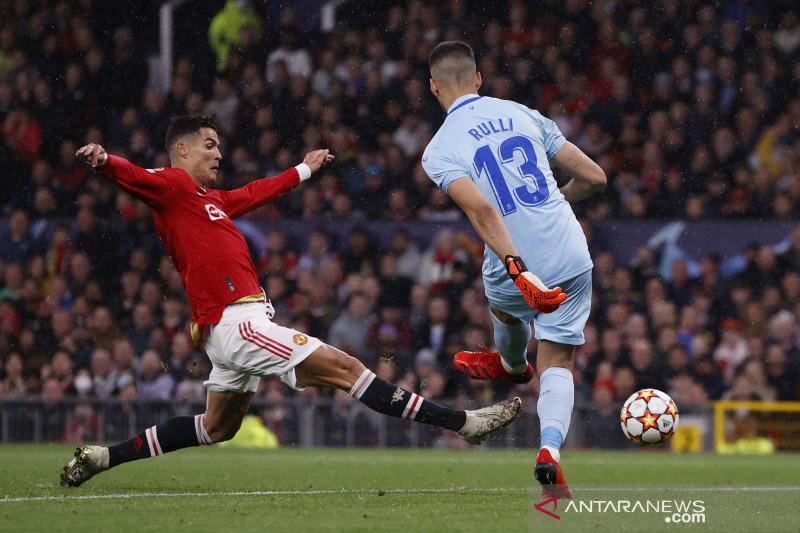 Cetak gol di menit 95, Ronaldo jadi pahlawan MU thumbnail