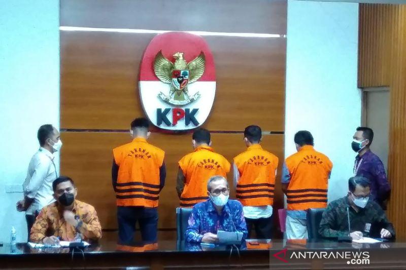 KPK duga 10 Anggota DPRD Muara Enim terima suap total Rp5,6 miliar