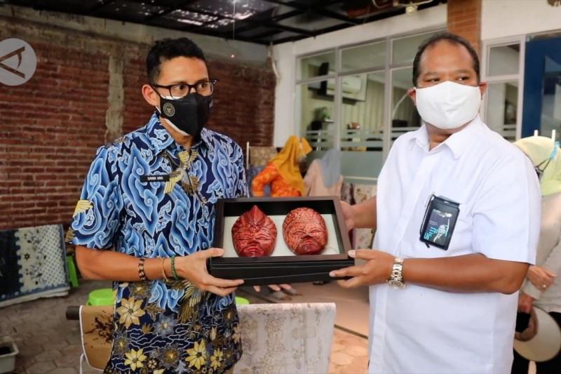 Kolaborasi Kemenparekraf dan PNM Mekaar tingkatkan ekonomi Cirebon
