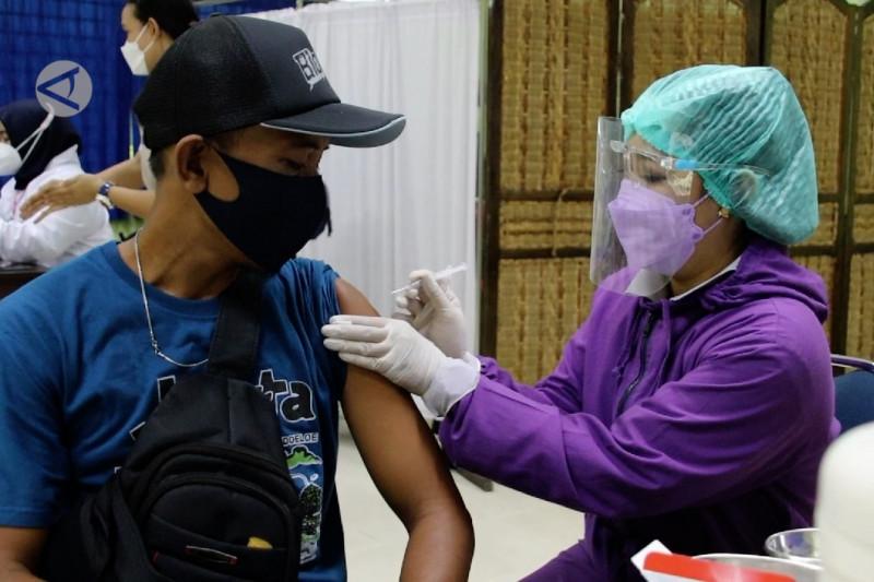 Menkes tambah 400 ribu dosis vaksin untuk Kalbar
