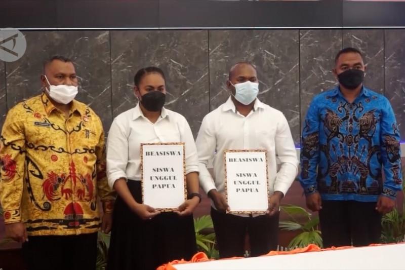 Pemprov Papua berikan beasiswa 1.436 OAP ke 12 Perguruan Tinggi