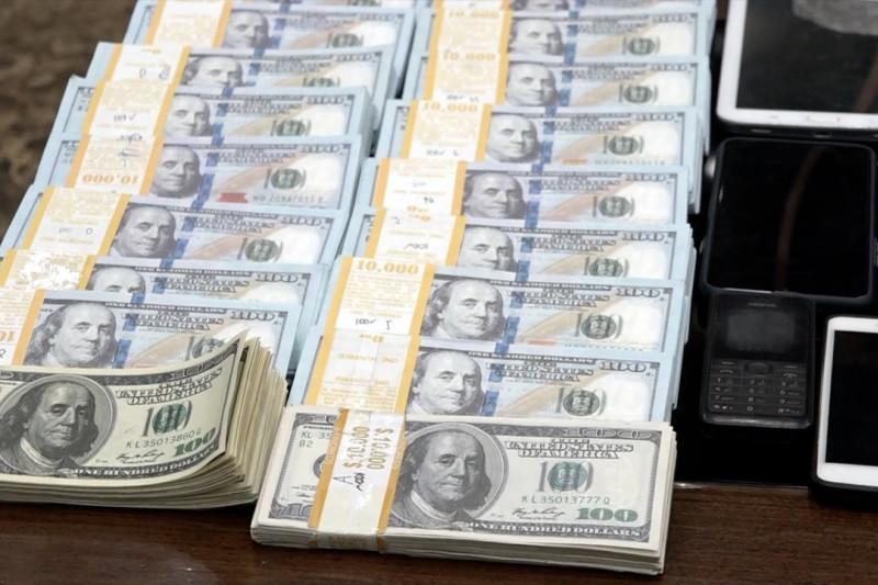 Bareskrim Polri ungkap peredaran uang palsu