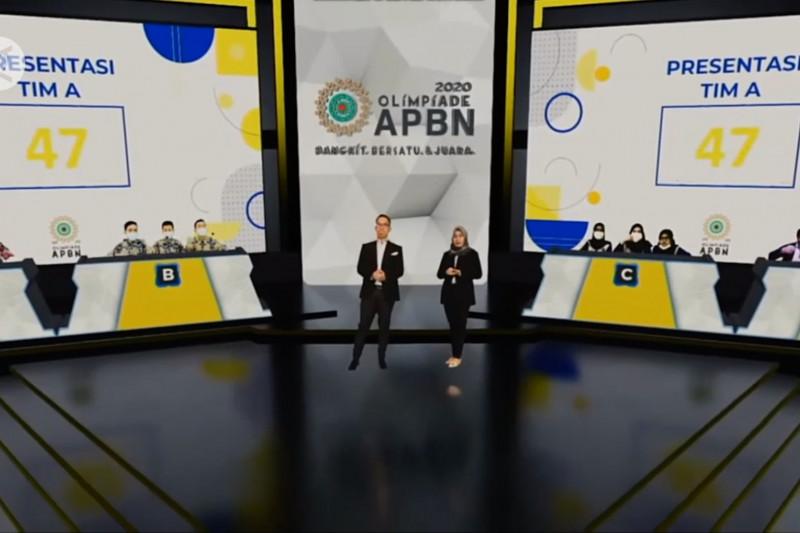 2.072 tim pelajar SMA mengikuti kompetisi Olimpiade APBN 2021