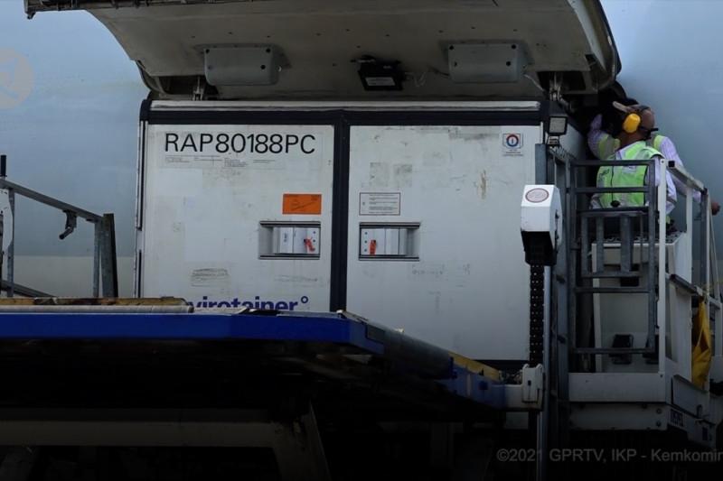 Indonesia kembali terima 500 ribu dosis AstraZeneca dari Australia