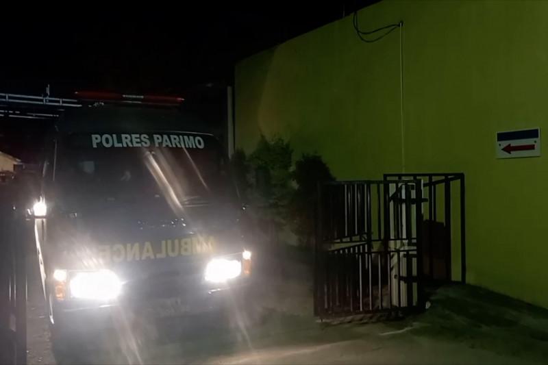 Jasad Ali Kalora dan Jaka Ramadhan tiba di RSPalu