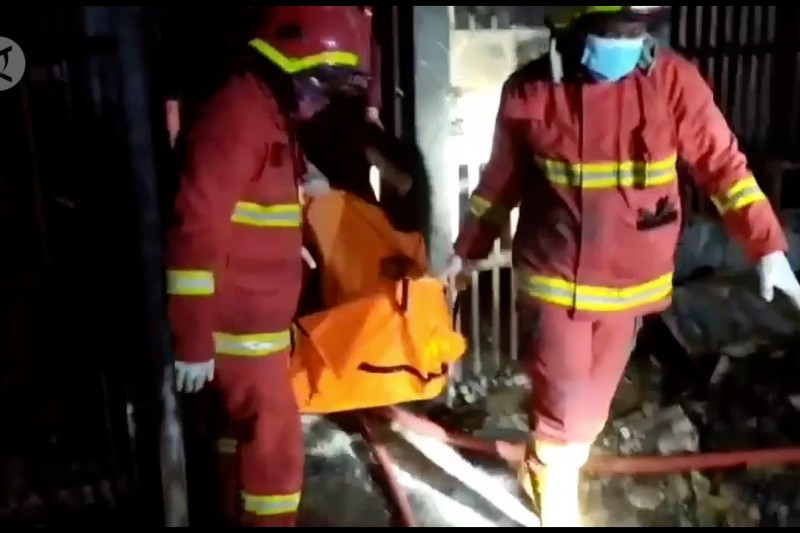 Kapolda Metro: 41 Napi Lapas Tangerang tewas terbakar