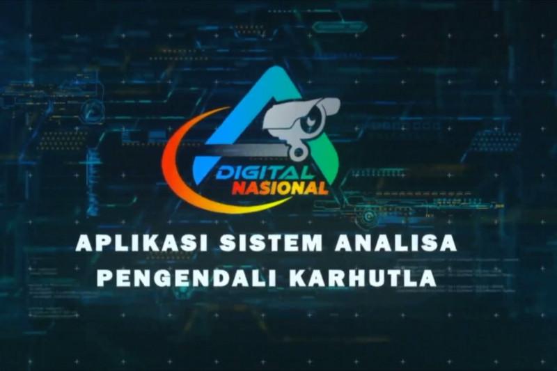 Kapolri luncurkan ASAP Digital Nasional cegah karhutla