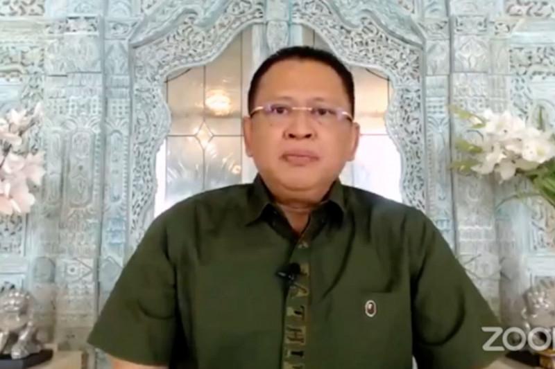 Ketua MPR tegaskan tidak ada bahasan 3 periode jabatan presiden