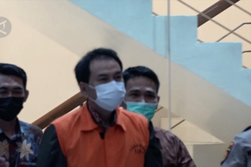 KPK tetapkan Azis Syamsuddin sebagai tersangka