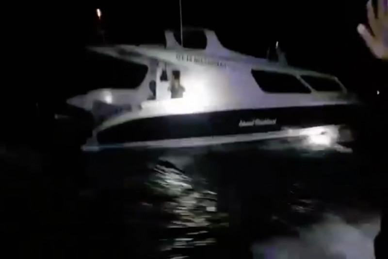 Polri-Bea Cukai gagalkan penyelundupan 107kg sabu di kapal yacht
