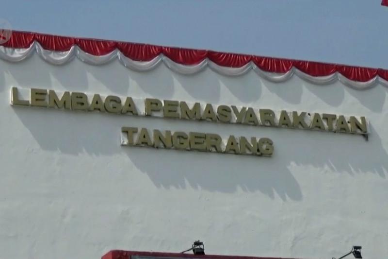 Kemenkumham pastikan Lapas Tangerang kelebihan kapasitas