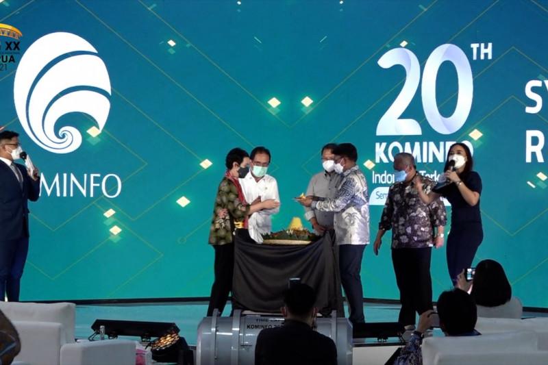 Kemkominfo rayakan 20 tahun hadir untuk Indonesia