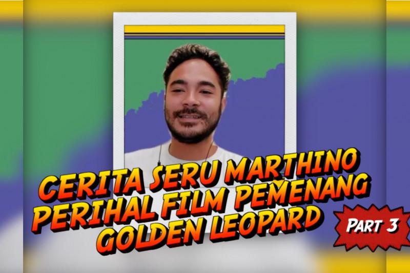 BeRISIK - Cerita seru Marthino perihal film pemenang Golden Leopard  (bagian 3 dari 3) thumbnail