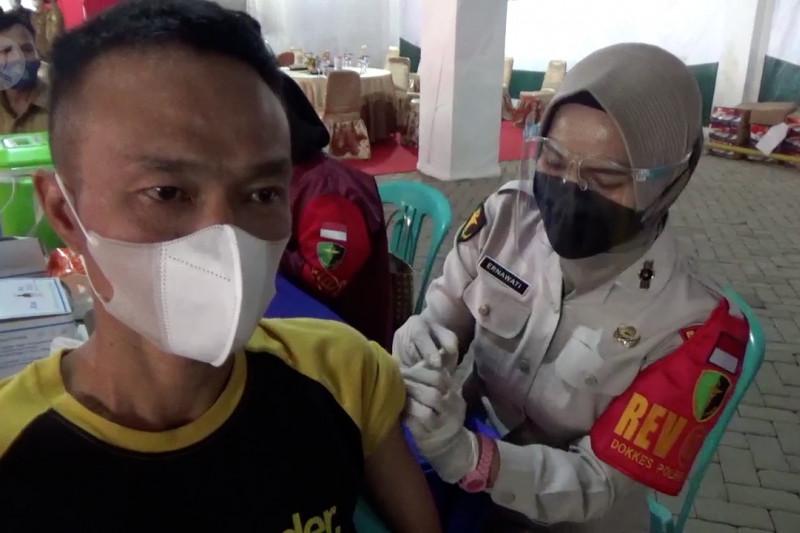 Vaksinasi Merdeka di Sultra targetkan 3.000 penerima per hari