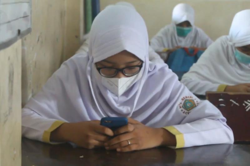 Cakupan vaksinasi Aceh rendah, IDAI tak rekomendasikan sekolah tatap muka