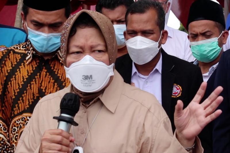 Menteri Risma akan bangun SKA di Aceh