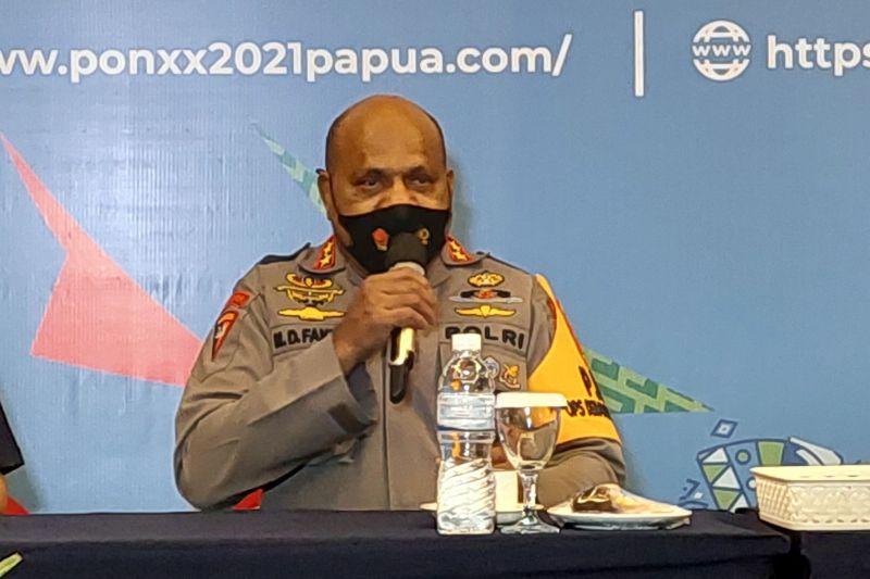 Kapolda sebut masyarakat Papua antusias menjadi tuan rumah PON XX thumbnail