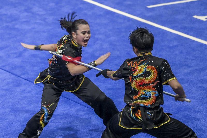 Jawa Timur juara umum wushu PON Papua thumbnail