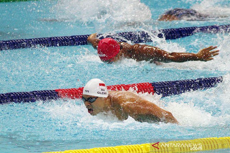 Tim renang Jawa Timur tambah empat emas pada hari kedua PON Papua thumbnail