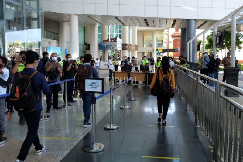 Kemenhub pastikan kesiapan kedatangan internasional Bandara Ngurah Rai thumbnail
