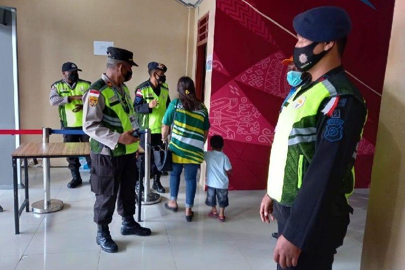200 personel akan amankan final sepak bola putri Papua vs Jabar thumbnail