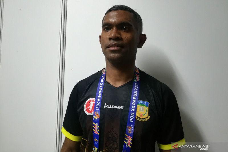 Pelatih bola tangan putri Papua puji anak asuhnya meski kalah thumbnail