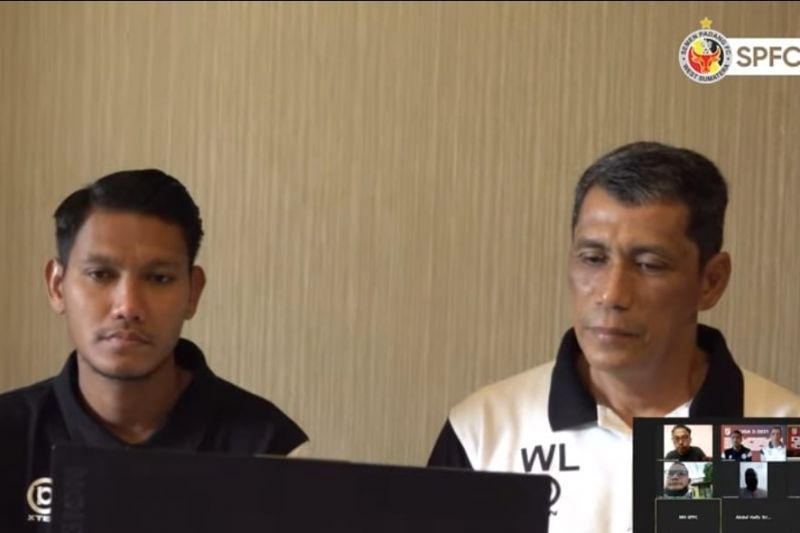 Semen Padang FC incar kemenangan perdana dari Sriwijaya FC thumbnail