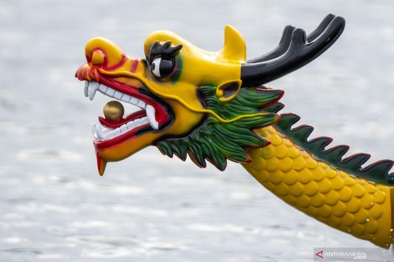 Jadwal dayung hari ini, perebutan satu emas perahu naga 1.000 mix thumbnail