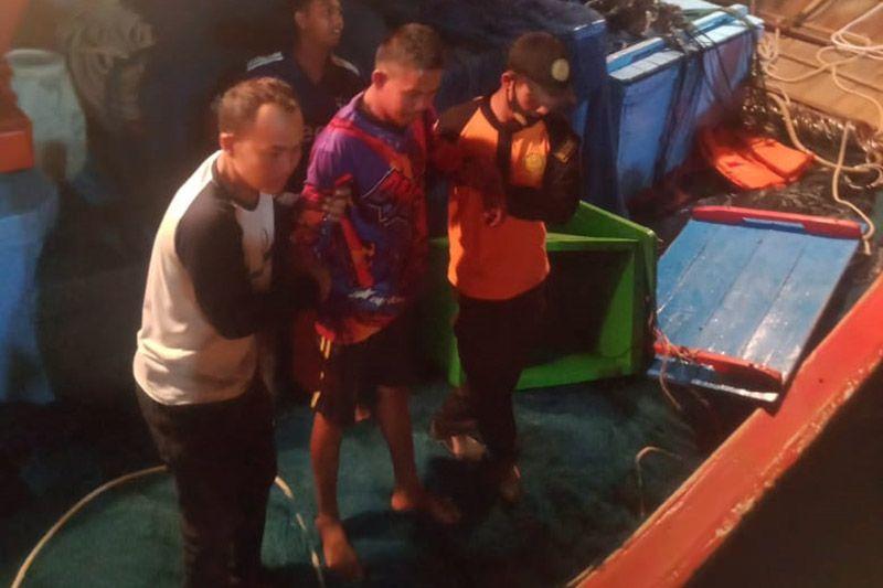 Kapal motor tertabrak kapal tanker, 2 nelayan Aceh Timur hilang thumbnail