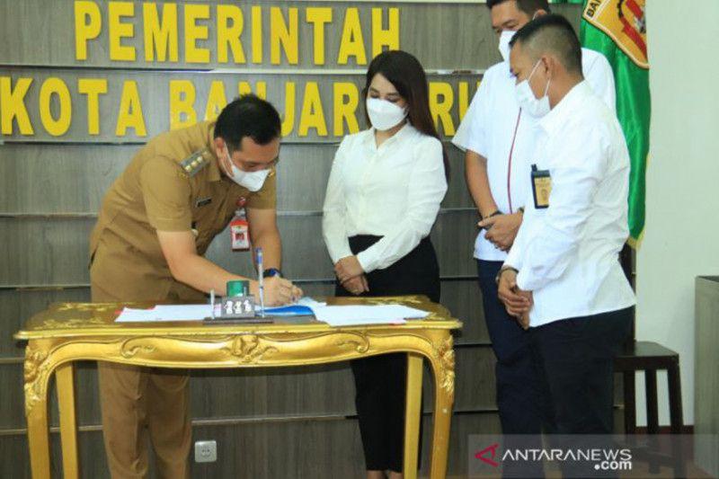 Kementerian PUPR hibahkan PSU di Banjarbaru senilai Rp1,16 miliar thumbnail