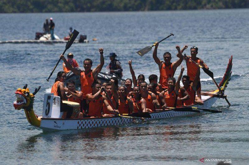 Serba terbatas, tim Dayung Kalteng tetap raih emas di PON Papua thumbnail