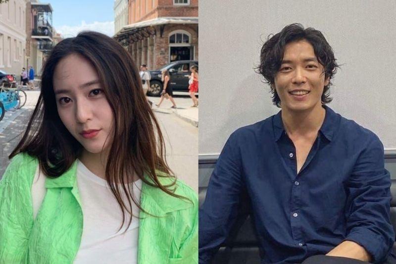 """Krystal dan Kim Jae Wook dikonfirmasi akan bintangi drama """"Crazy Love"""" thumbnail"""