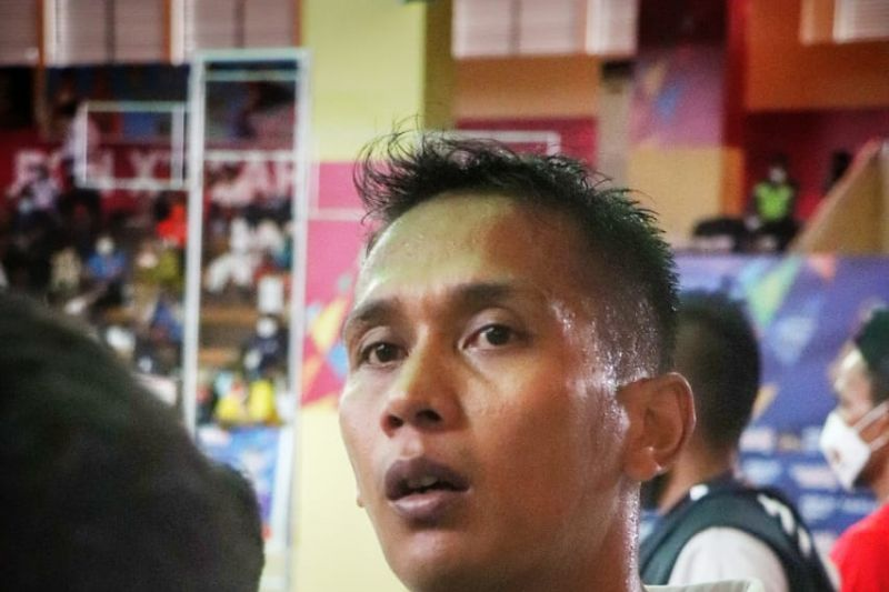 Atlet Kempo Sumbar Ari Pramanto bertekad raih medali emas thumbnail