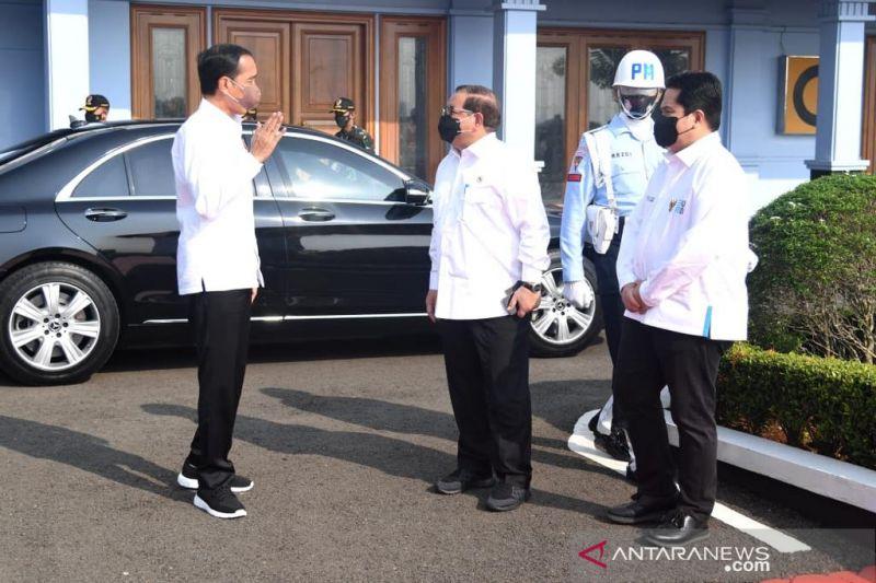 "Presiden Jokowi akan ""groundbreaking"" smelter Freeport di Gresik thumbnail"