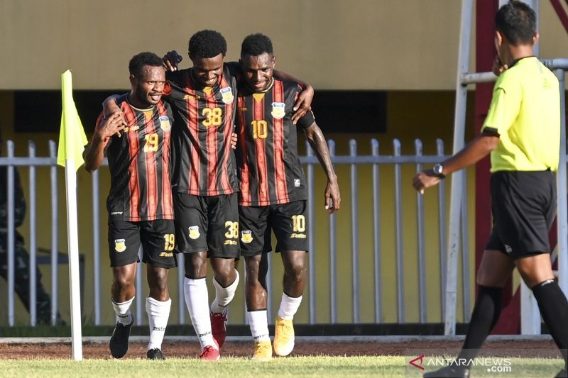 Papua ambisi kawinkan emas sepak bola PON, Aceh inginkan balas dendam thumbnail