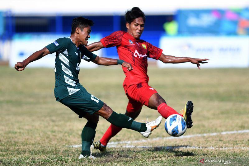 Semifinal sepak bola putra PON Papua thumbnail