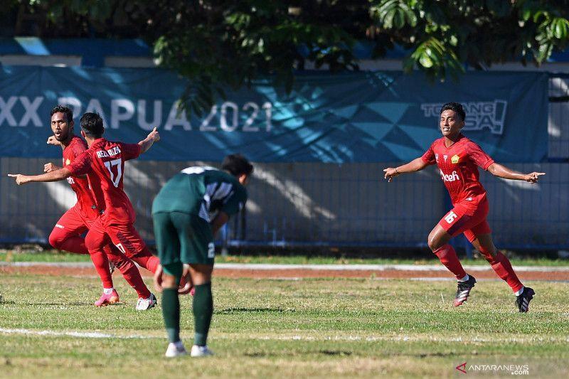 Aceh ke final sepak bola putra PON Papua usai jungkalkan Jatim thumbnail