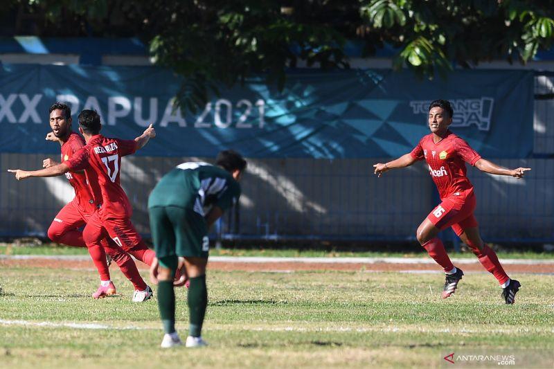 Pelatih Kaltim akui mental pemainnya jatuh setelah dihukum dua penalti thumbnail